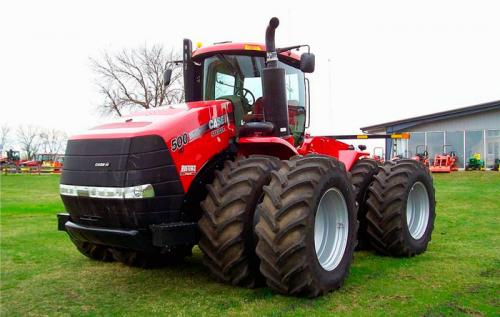Трактор CASE IH STX 500 - 1