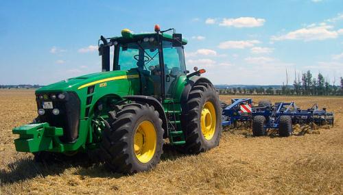 Трактор JOHN DEERE 8530 - 1