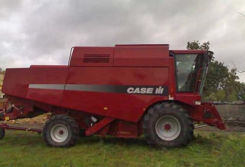 Комбайн CASE IH 525 - 1