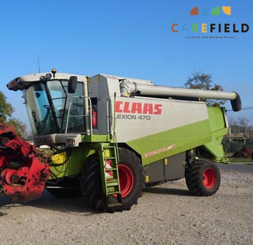 Комбайн CLAAS Claas Lexion 580 - 1