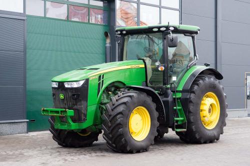 Трактор JOHN DEERE 8345 R - 1