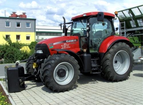 Трактор CASE IH С 140 - 1