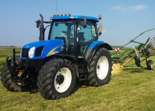 Трактор NEW HOLLAND 6020 - 1