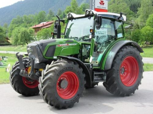Трактор FENDT 936 Vario - 1
