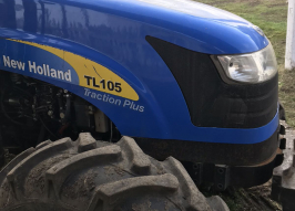 Трактор NEW HOLLAND TL105 (2129)