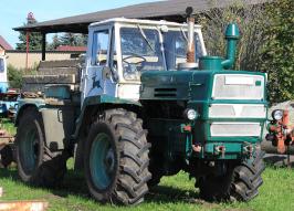 Трактор Слобожанец Т150 (1039)