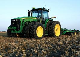 Трактор JOHN DEERE 8430 (1800)