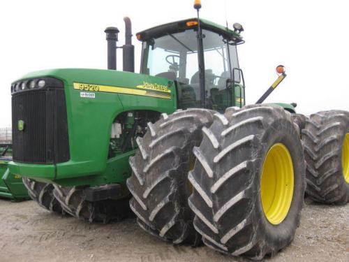 Трактор JOHN DEERE 9520 - 1