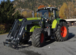Трактор CLAAS Axion 820 (2179)