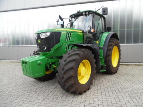 Трактор JOHN DEERE 6195 - 1