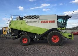 Комбайн CLAAS lexion 580R (203)