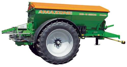 Разбрасыватель AMAZONE ZG-B 8200 Super - 1