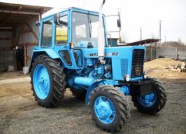 Трактор МТЗ 82 (1169)