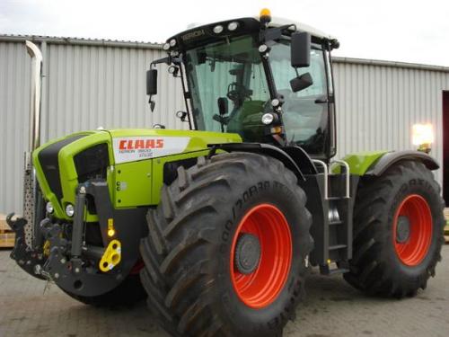 Трактор CLAAS XERION 3800 - 1