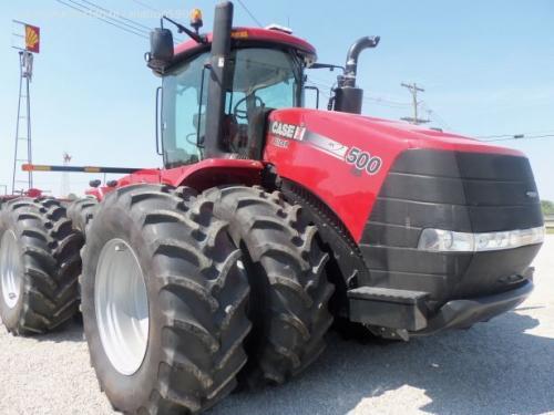 Трактор CASE IH STX 540 - 1