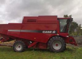 Комбайн CASE IH 525 (1450)