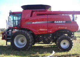 Комбайн CASE IH 8120 (882)