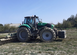 Трактор DEUTZ-FAHR x720 (2026)