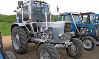 Трактор МТЗ-82: достоинства и недостатки