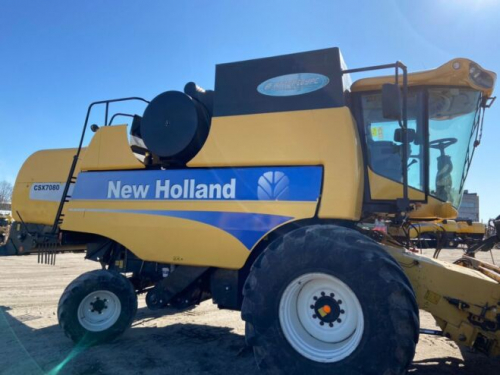 Комбайн NEW HOLLAND CSX 7080 - 1