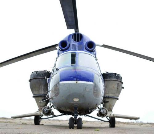 Вертолет Ми-2 - 1