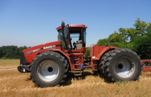 Трактор CASE IH 535 - 1
