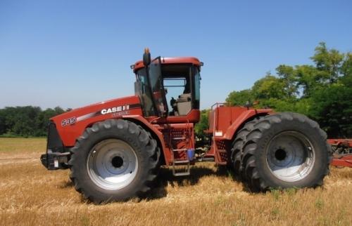 Трактор CASE IH STX 535 - 1
