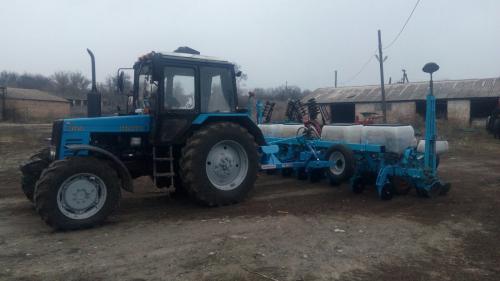 Трактор МТЗ - 1