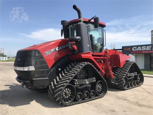 Трактор CASE IH Steiger 620 - 1