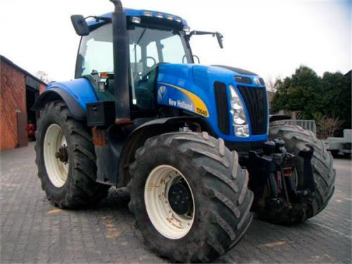 Трактор NEW HOLLAND T8.410. - 1