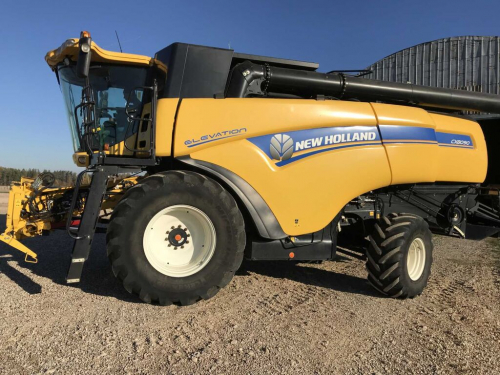 Комбайн NEW HOLLAND CX 8090 - 1