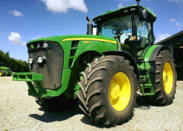 Трактор JOHN DEERE 8320R (681)