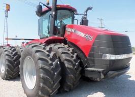 Трактор CASE IH STX 540 (189)