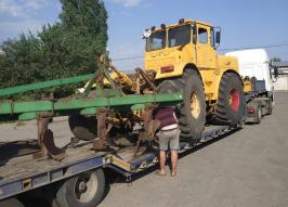 Трактор КИРОВЕЦ К700 (1540)