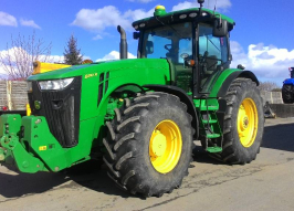 Трактор JOHN DEERE 8310R (909)