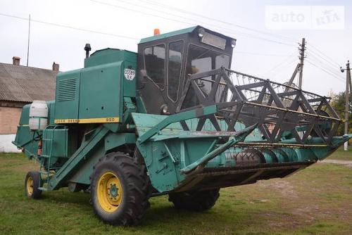 Комбайн JOHN DEERE 950 - 1
