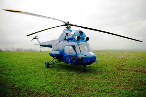 Вертолет Ми-2 - 5