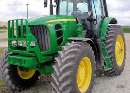 Трактор JOHN DEERE 7000 (540)