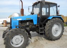 Трактор МТЗ (665)