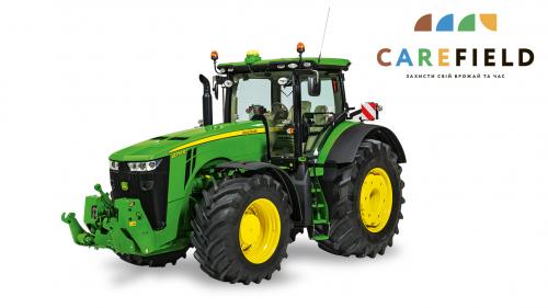 Трактор JOHN DEERE 8370R - 3