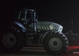 Трактор LAMBORGHINI R8.270 DCR (1996)