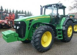 Трактор JOHN DEERE 8295r (2062)