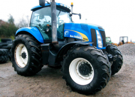 Трактор NEW HOLLAND T8050 (725)