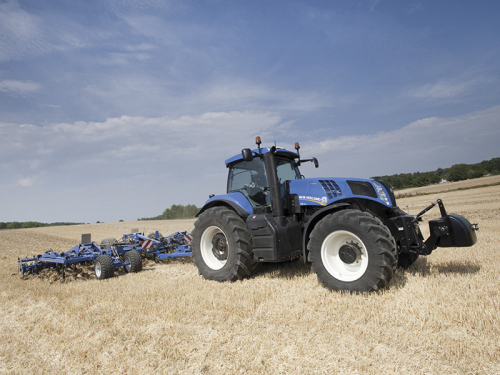 Трактор NEW HOLLAND 410 - 1
