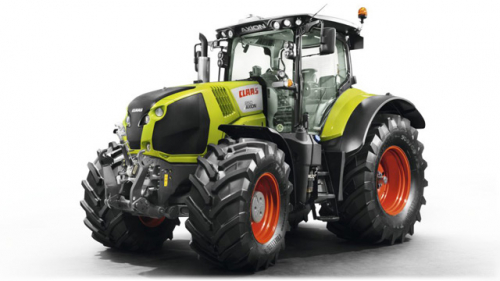 Трактор CLAAS Axion 850 - 3