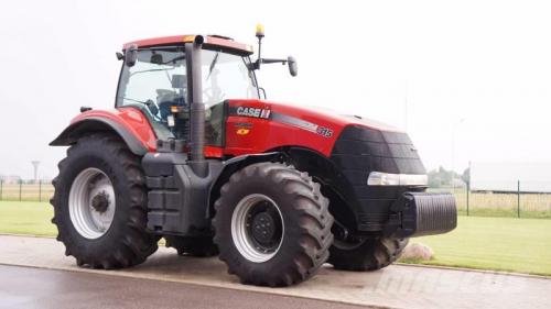 Трактор CASE IH - 1