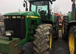 Трактор JOHN DEERE 8400 (1394)