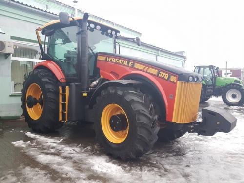 Трактор BUHLER VERSATILE 370 - 1