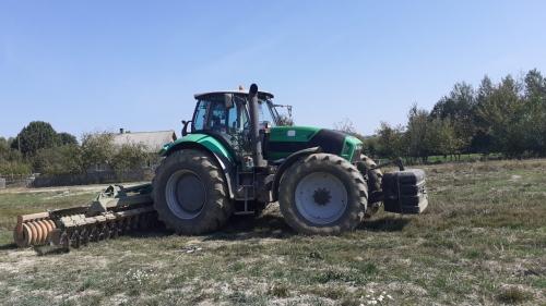 Трактор DEUTZ-FAHR x720 - 1