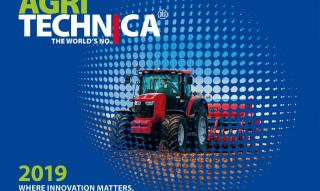 Итоги выставки Agritechnica: кому досталась золотая медаль